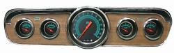 1965 1966 Ford Mustang Direct Fit Classic Instruments Gauges G-stock Mu65gs00
