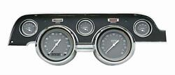 1967-1968 Ford Mustang Direct Fit Gauge Sg Series Mu67sg Classic Instruments