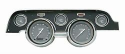 1967-1968 Ford Mustang Direct Fit Gauge Sg Series Mu67sg