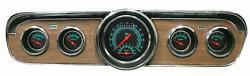 1965-1966 Ford Mustang Direct Fit Gauge G-stock Mu65gs35