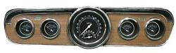 1965-1966 Ford Mustang Direct Fit Gauge Traditional Mu65tr35