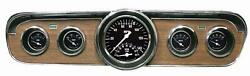 1965-1966 Ford Mustang Direct Fit Gauge Hot Rod Mu65hr35