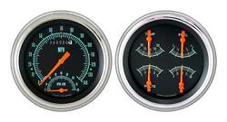 1951-1952 Chevrolet Chevy Direct Fit Gauge G-stock Ch51gs62