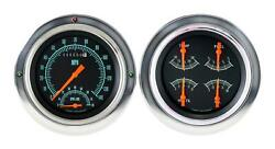 1954-1955 Chevrolet Chevy Truck Direct Fit Gauge G-stock Ct54gs62