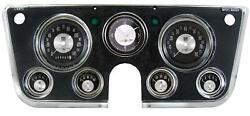 1967-1972 Chevrolet Chevy Truck Direct Fit Gauge American Tradition Ct67at