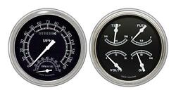 1951-1952 Chevrolet Chevy Direct Fit Gauge Traditional Ch51tr62