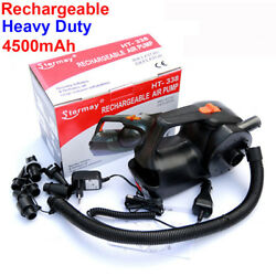 Rechargeable Pump Electric