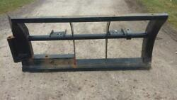 Western Mvp Plus 8.5and039 Driver Side V Plow Wing Frame Ds Snow 44731 Framework