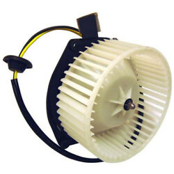Dodge Chrysler Plymouth Heater Ac A/c Condenser Blower Motor Assembly W/fan Cage