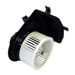 93-99 Vw Jetta Golf Front Heater Ac A/c Condenser Blower Motor Assembly Fan Cage