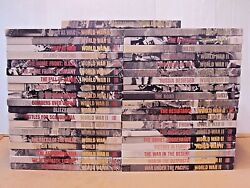World War Ii Wwii Time-life Book Series Entire Complete Set Lot 39 Volume Hc