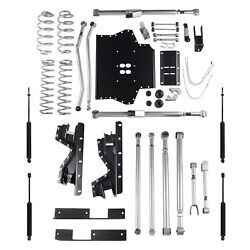 Rubicon Expr. Extreme-duty Standard Front And Rear Suspension For 03-06 Wrangler