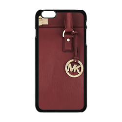 NEW michael-kors23a5-red-Bag Design Cover for iphone X 6 6s 6s plus 7 7plus