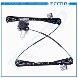 For 2000-2002 Lincoln Ls Front Right Power Window Regulator With Motor