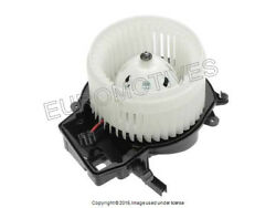 Mercedes w203 w209 w230 Blower Motor + Fan TYC climate control hvac heater fan