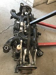 Bmw E70 X5 X6 E71 Rear Axle Steering Knuckle With Driveshaft And Differential