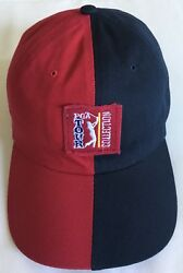 """PGA TOUR COLLECTION Navy & Red Baseball CapHat """"THESE GUYS ARE GOOD!""""-New"""