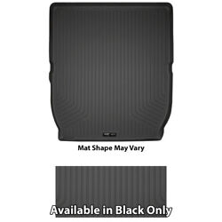 Black Husky Weatherbeater Cargo Liner For Ford/lincoln Suv Behind 2nd Row