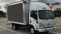 LIKE NEW MOBILE LED BILLBOARD ADVERTISING TRUCK - 100% FINANCING!  AVAIL NOW