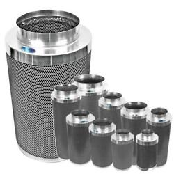 PHRESH Inline High Quality Carbon Filters ALL SIZES Hydroponic Plant Growing