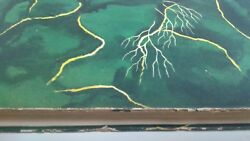 Antique Rare Edition Green Mansions By W.h Hudson 1916