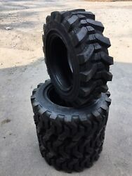 10-16.5 Hd Skid Steer Tires - Camso Sks732-xtra Wall - For New Holland 29/32nd
