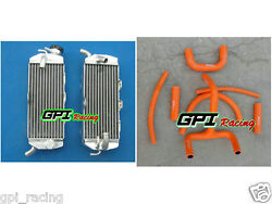 new KTM 620 640 660 LC4 replacement radiator &hose L&R both sides warranty
