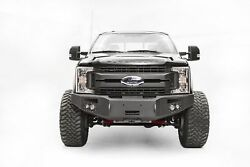 Fab Fours Premium Winch Front Bumpers For 17-18 Ford F-250/350 Sd Fs17-a4151-1