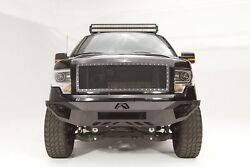 Fab Fours Vengeance Front Bumper Fits For 09-14 F-150 Ff09-d1951-1