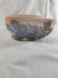 Beautiful Galley Glass Bowel. Name Galley Is On The Bowel