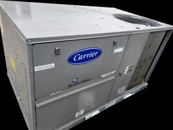 NEW CARRIER 50KC 5 TON PACKAGED ROOFTOP AC UNIT 575000 BTU W ELECTRIC HEAT