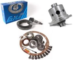 Ford F350 Front Dana 60 Reverse 4.56 Ring And Pinion Duragrip Posi Elite Gear Pk