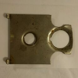 Ford Gumball Machine Bracket Original Metal Used For 1 Head Old Used