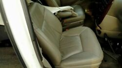 Passenger Right Front Seat Bucket Leather Power Fits 01-03 CARAVAN 280878