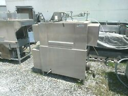 COMMERCIAL DISH MACHINE W BUILT-IN BOOSTER HEATER JACKSON TSC-44