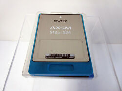 Sony 512gb Memory Card For Axs System Axs-512s24