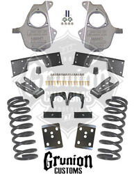 Chevy Silverado 57 Lowering Kit 2001-07 Extended Cab 17