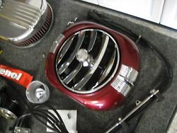 1931-1956 Vintage Car Heater Recycled/restored To Hold A Bose Surround-sound