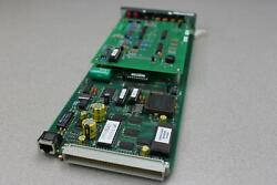 Dx500 Cpu 10bt Lan Assy No. 056802 Pcb For Dionex Solvent Extractor
