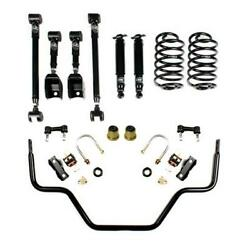 Speed Kit 2 Rear Suspension Kit 78-88 G-body 2-3/4 Inch Axle Tubes Exc Wagons