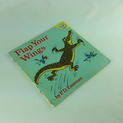 Flap Your Wings 1977 Childrens Vtg Book PD Eastman Pictureback Best Book Club