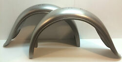 Chevrolet Chevy 1/2 Ton Pickup Truck/commercial Steel Rear Fender Pair 1934-1936