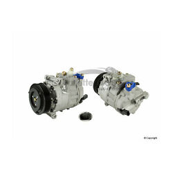 One New Air Products A/c Compressor 10538 For Audi For Volkswagen Vw