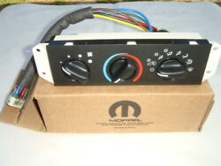 JEEP WRANGLER 2005 2006 AC AC HEATER MASTER CONTROL SWITCH CLIMATE NEW