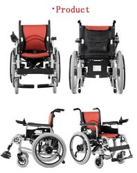 Electric Wheelchair for Elderly and Disabled   Medical  with Anti slide slope