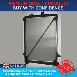 Radiator To Fit Daf Cf65 Cf75 Cf85 850mm By 618mm Core With Sides