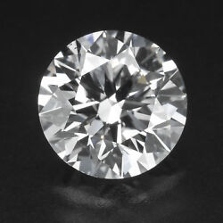 0.76 Ct Loose Natural Diamond I Si2 Igi Certified Round Cut For Engagement Ring