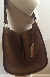 Vince Camuto Tan Leather Hobo Bag $298- From Nordstrom