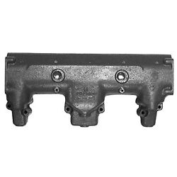 Exhaust Manifold Barr For Chrysler Lm318 M340 M360 W/log Style X-ref 2469556
