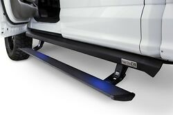AMP RESEARCH 77104-01A FORD POWERSTEP XL RUNNING BOARDS w/LED 04-07 F250/F350